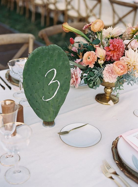 Boho Chic affordable wedding centerpieces Ojai, CA