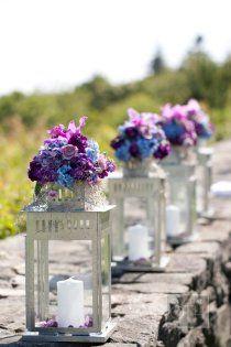Ideas de decoración con jaulas y faroles para bodas fáciles de hacer.