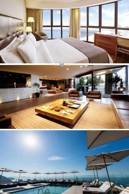 PortoBay Rio Internacional. Las habitaciones muy bien cuidadas y con una decoración actualizada a los tiempos de hoy.