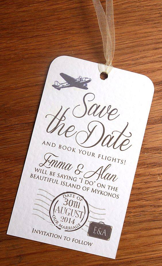 Save-the-date original