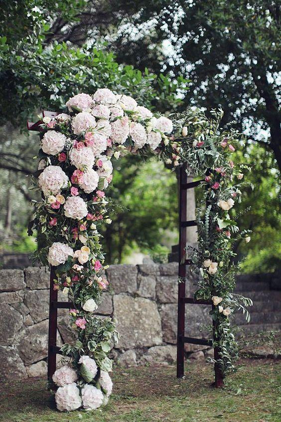 Como Hacer Un Arco De Flores Para Boda Paso A Paso 7 Tutoriales