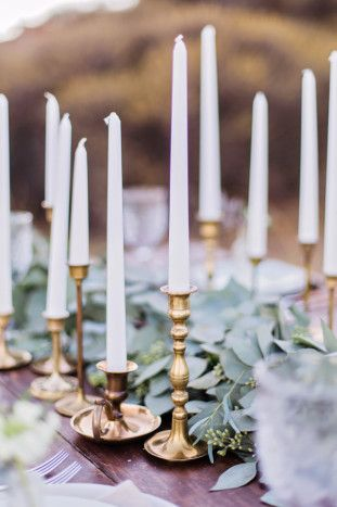 Take A Look At This Fun Boho Wedding Centerpiece Filled With Gorgeous Rustic Details Photography