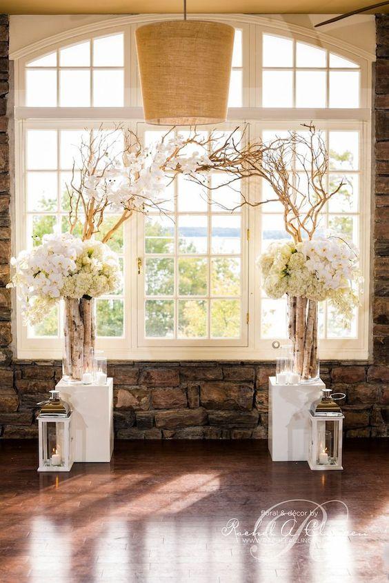 Decoración de un arco clásico para bodas industriales con paso a paso!