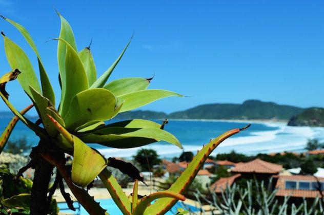 Playa de Buzios, Brasil. Un destino favorito de las parejas en luna de miel.