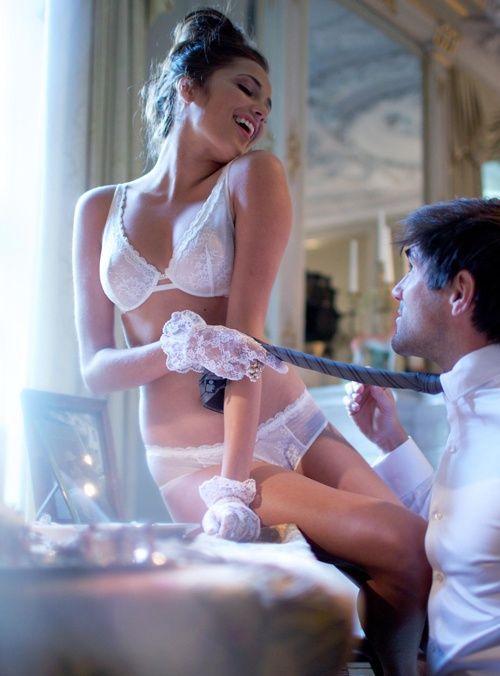 Diviértete en tu noche de bodas. Fotografía de tessssx tumblr.