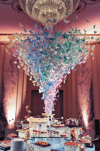 Make your day into a truly signature one with these outstanding butterfly wedding ideas!