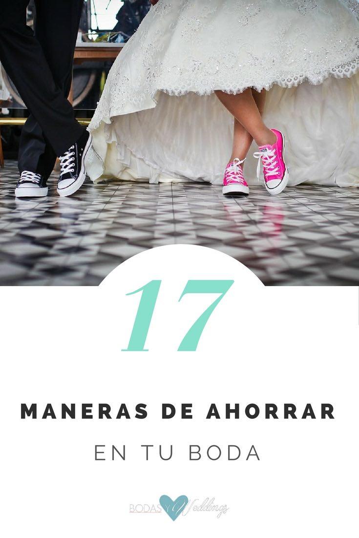17 ideas para ahorrar en una boda sin que nadie lo note - Cosas para preparar una boda ...