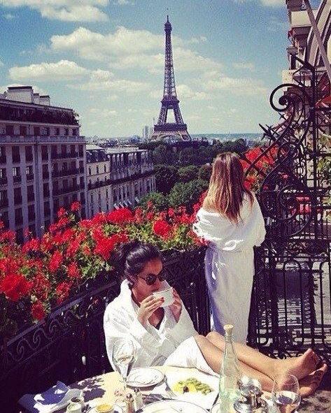 Elige el ambiente ideal para tu noche de bodas: Paris!