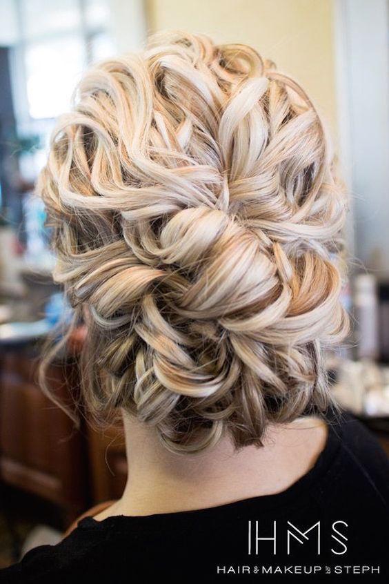No importa qué tipo de novia que eres, el peinado de novia apropiado puede liberar tu diva interior en tu gran día!