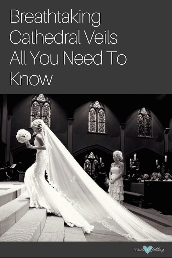 Breathtaking Cathedral Veils: All You Need To Know.