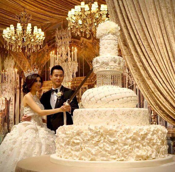 Cortemos la tarta de bodas con estas canciones.