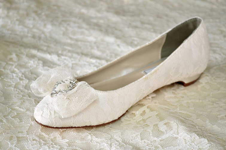 Flat Lace Shoes