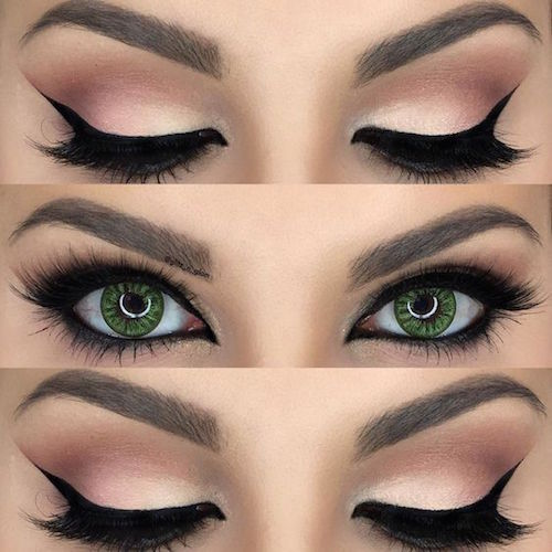 How to do cat eyes in minutes. Check out the tutorials!