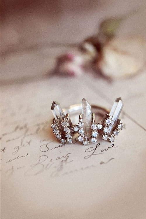 Anillo ceremonial gitano de Bona Drag. El anillo de todos los anillos.