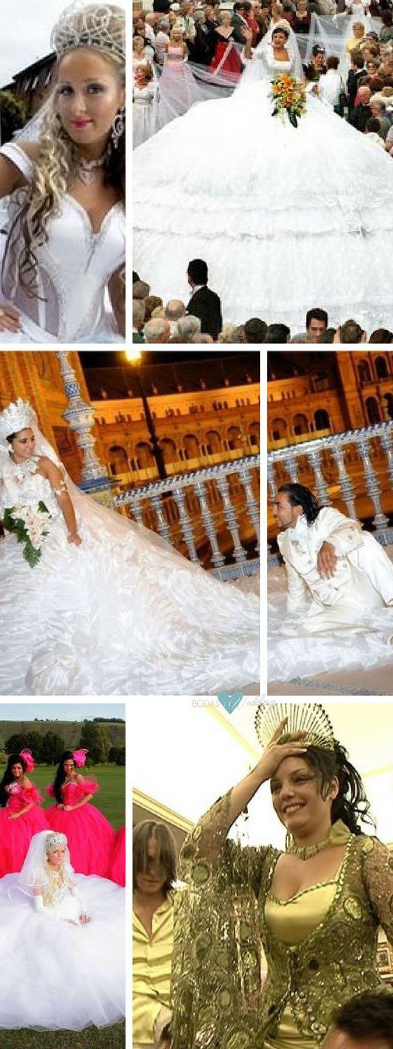 Bodas gitanas, casamiento, tradición y raza.