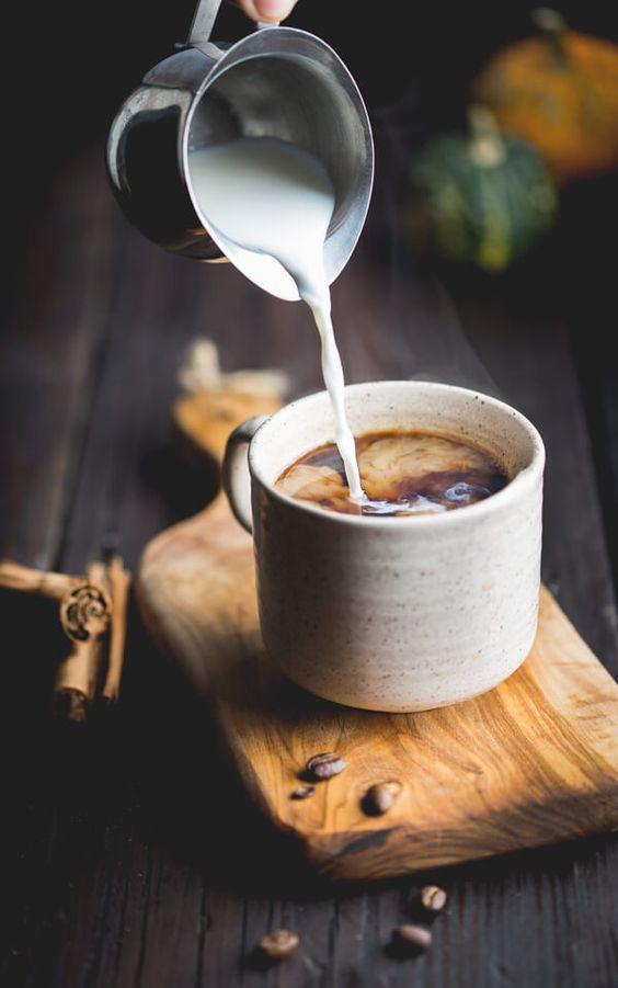 Porqué no servir café de olla en tu coffee bar? No luce delicioso?
