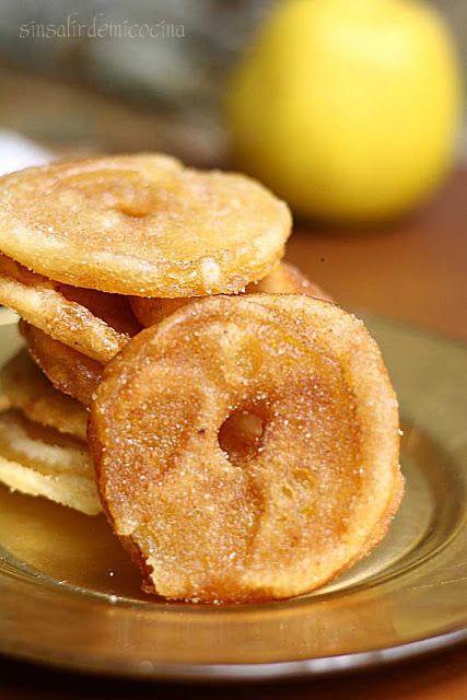 Ofrece café con buñuelos de manzana en tu coffee bar de bodas. ¿Que tal?