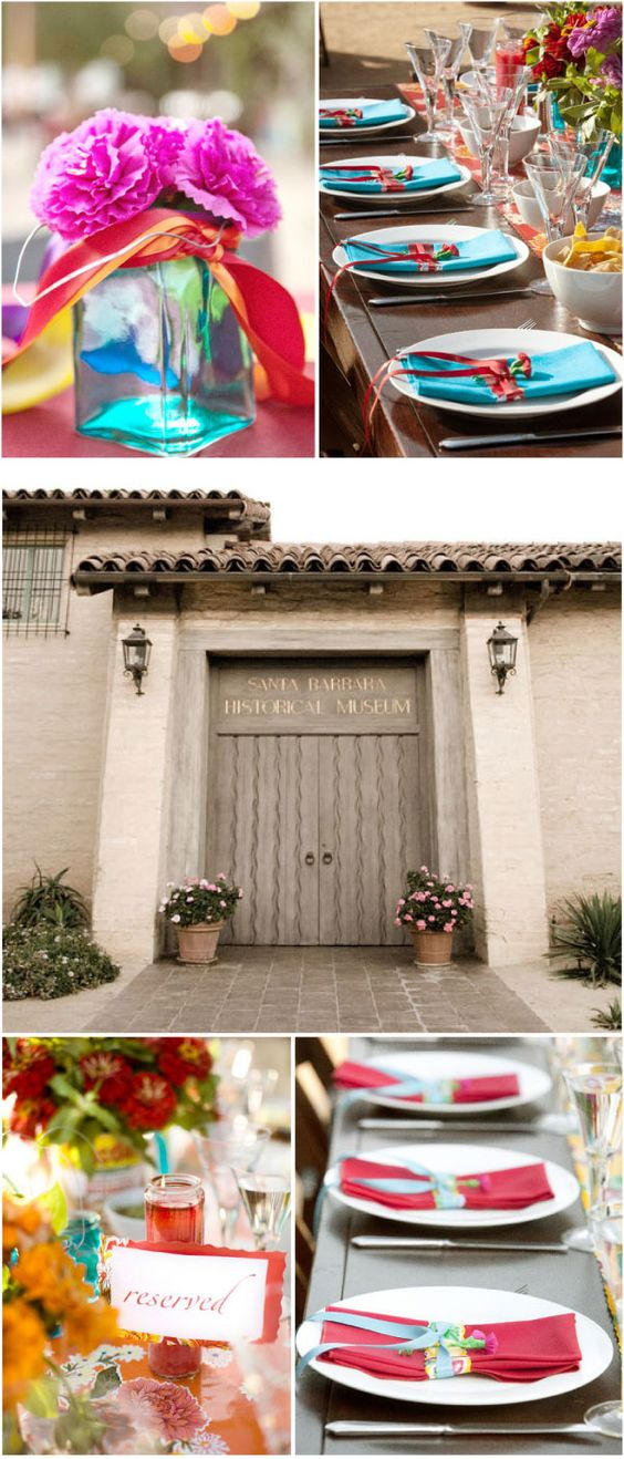 Mexican Themed Wedding Decor Ideas That Will Floor You