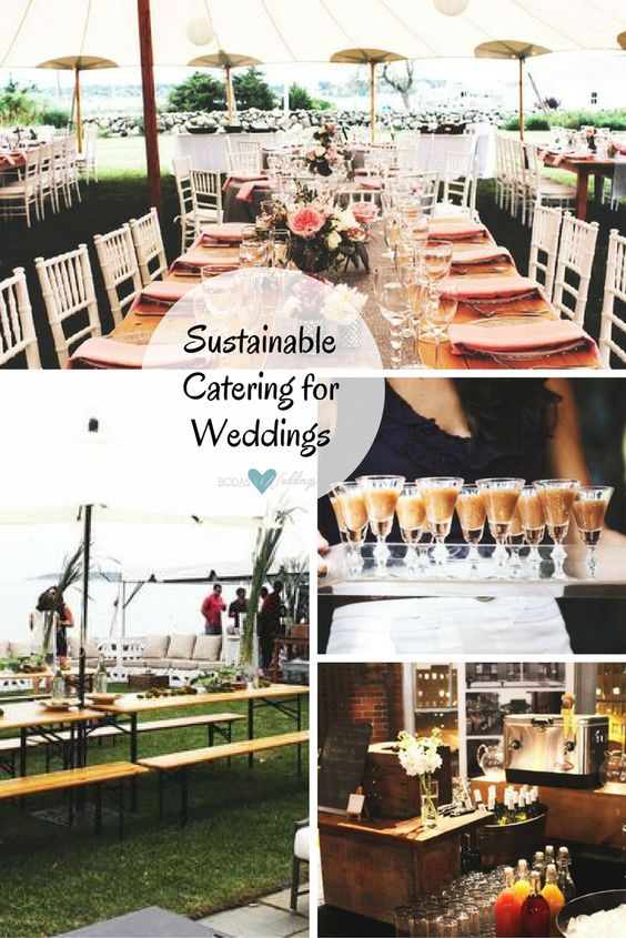 Sustainable catering for weddings by Beverly, MA (Boston) Chive Events. Organic and sustainable fare is an undeniable food trend and many brides are looking to find a way to make sure their wedding menus follow suit.