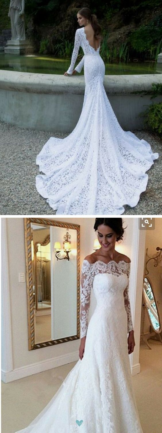 Nice etsy lace wedding dress photos princess wedding for Etsy dresses for weddings