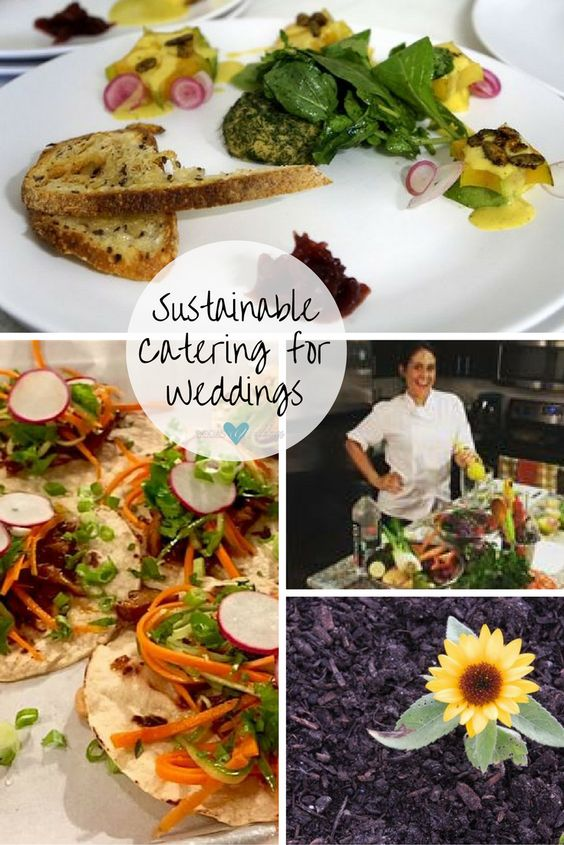 Wedding sustainable catering: love the mini tacos! Chef Valdez from The Naked Bite. Austin, Texas & Miami, Florida.