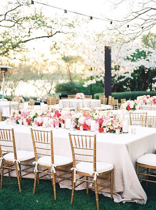 Blush toned Dallas Arboretum wedding by Tracy Enoch, one of the most unique Texas wedding venues.