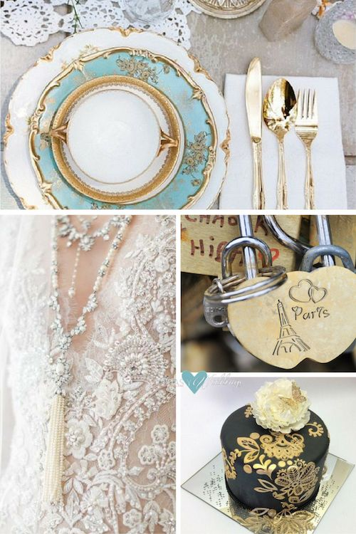 French wedding ideas trending and fabulously chic
