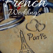 French weddings trends 2017: if you're getting married in France or are a wedding guest these are some elements you can expect. Discover them here!