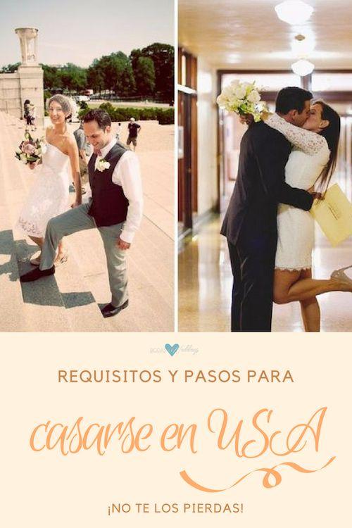 Como Casarse por lo Civil en los Estados Unidos: Requisitos y Pasos