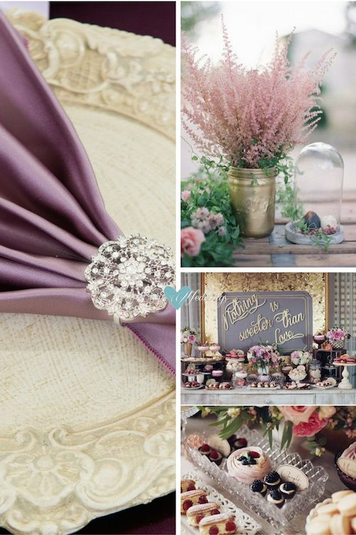 French themed weddings