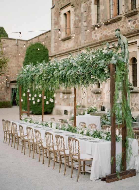 A fresh green summer wedding on the French Riviera. A perfect place to enjoy your celebration with family and friends. Photography: Greg Finck | Wedding Photographer Provence, French Riviera, Tuscany, Amalfi Coast, Ibiza, Formentera.