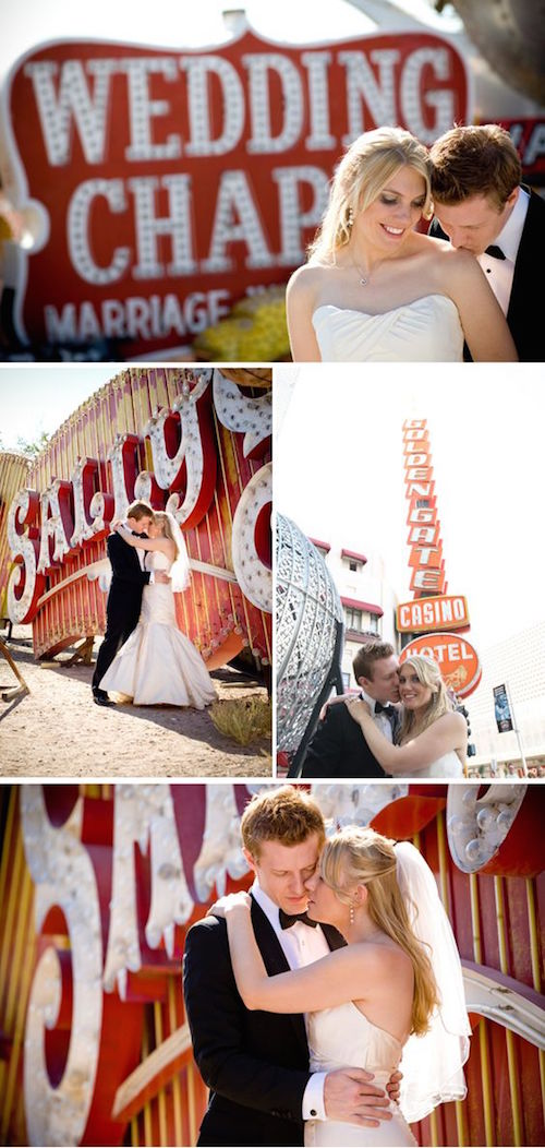 There are several things to consider when planning how to get married in Las Vegas. Yes, planning and Las Vegas weddings do belong in the same sentence! Check them out! Photography: JetFete