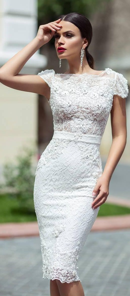 Un vestido para el civil de Cristallini Official.