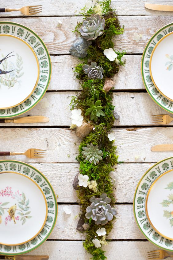 Make These Gorgeous But Simple DIY Succulent Centerpieces For Your Wedding  Reception Tables. What You