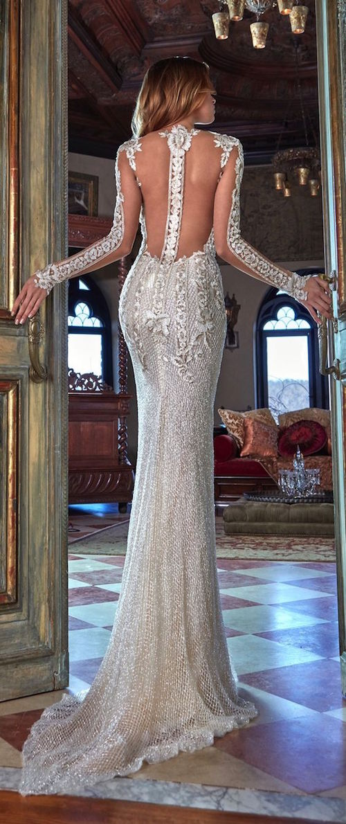 Sexy wedding dresses by Galia Lahav Spring 2017 Collection: Le Secret Royal.