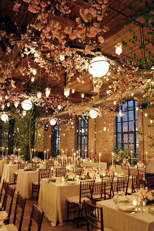 Nine industrial wedding venues in new york that are a must see for Small wedding venues ny