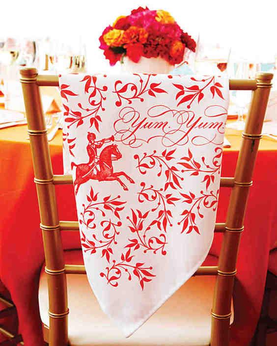 Paso a paso para decorar sillas de bodas. Este y muchos más!
