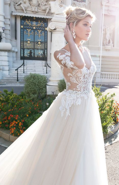 Alessandra rinaudo wedding dresses 2017 collection for Italian design wedding dresses