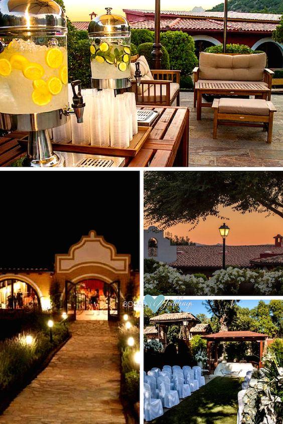 La Hacienda Jacarandá para una boda de ensueño.