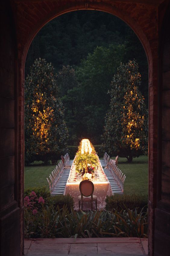 Stunning and romantic Italian destination wedding from Matthew Moore Photography.