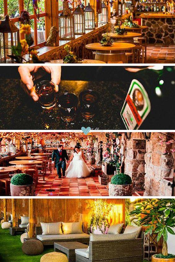Si la gastronomía es importante para tu boda, visita La Finca Los Olivos no dejes de ver su taller de coctelería y de arroces.