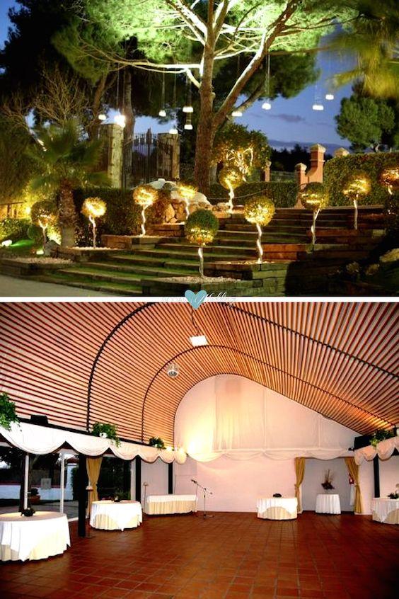 Las masías para bodas en Barcelona suelen ser reconversiones de antiguas masías. Mas Vestit.