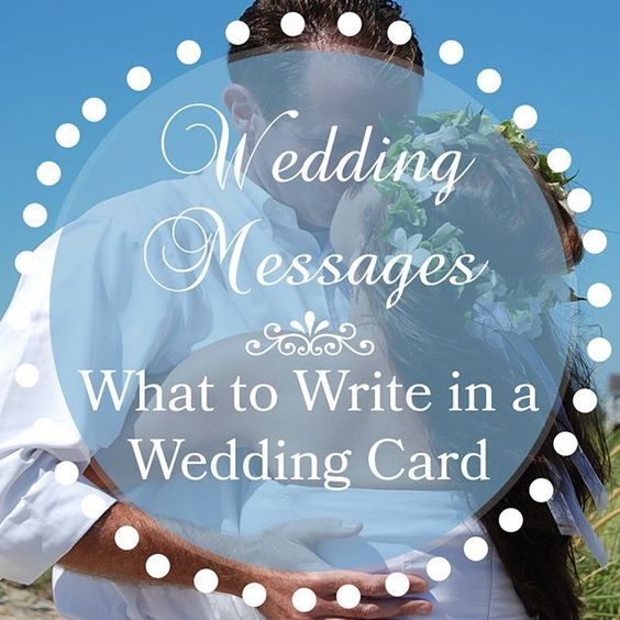 The best wedding wishes to write on a wedding card wedding messages what to write on a wedding card a step by m4hsunfo