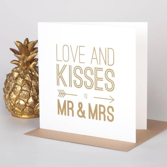 Faced with a blank wedding card, even the most creative and sentimental of us can find that our minds go blank.