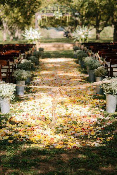 Celebra tu ceremonia en el bosque del Palacio Del Negralejo.