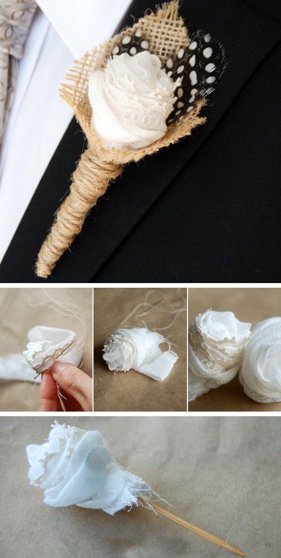 Las bodas rústicas son cada vez más populares y si tu también amas todo lo que es de arpillera, terroso, vintage y casero entonces checa estos increíbles tutoriales que te ayudarán a crear la boda rústica de tus sueños!