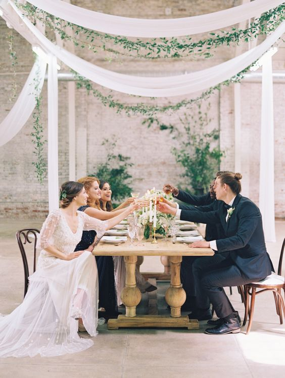 8 unique wedding venues in los angeles top places to get married in hnypt one of the coolest industrial wedding venues in la wedding photographer diana mcgregor junglespirit Gallery