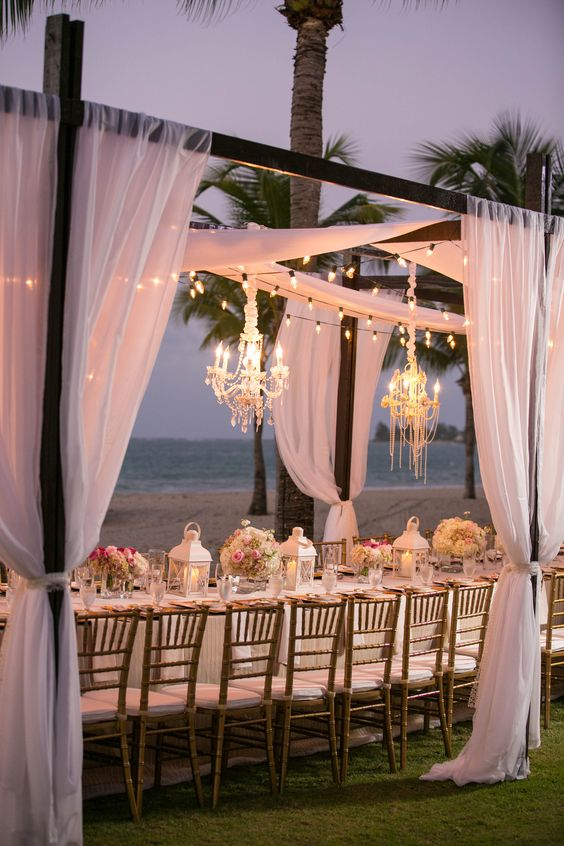 Poemas de amor para la ceremonia civil y las mejores lecturas for Beach house reception ideas