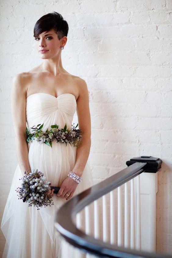 Para lucir perfecta en tu boda tu cabello debe ser perfecto. Checa este artículo con ideas de peinados de novia con pelo suelto, corto, largo o mediano.