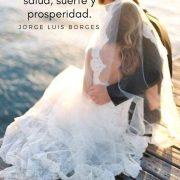 Lecturas originales para boda civil. El árbol de los amigos de Jorge Luis Borges.